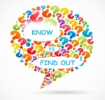 KNOW VS FIND OUT